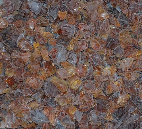 Beach Glass - Brown