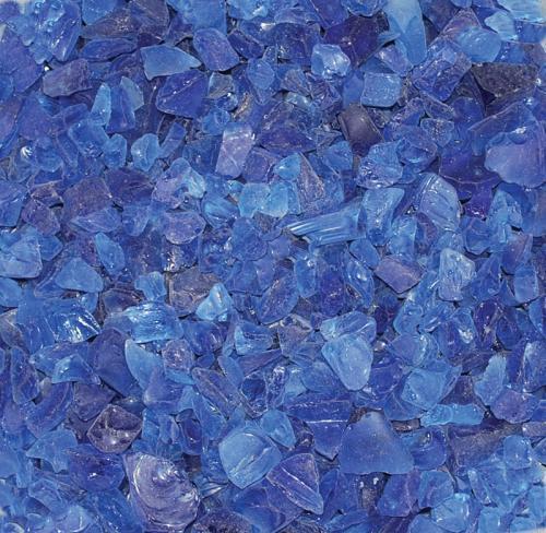 Beach Glass - Cobalt