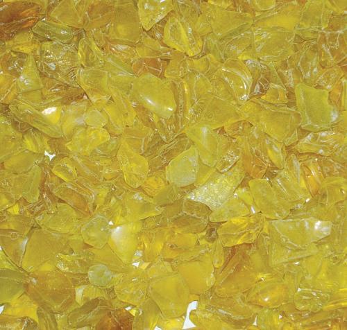 Beach Glass - Gold