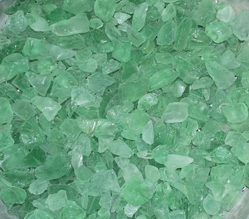 Beach Glass - Green Tint