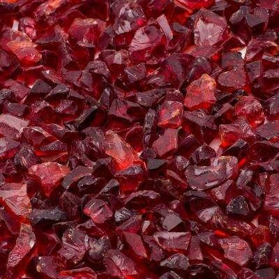 Beach Glass - Ruby